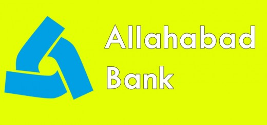 Allahabad Bank - Logo Banner