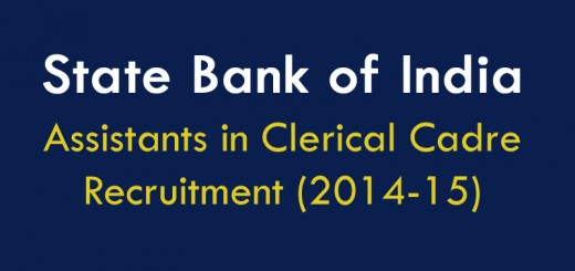 SBI-assistant-Clerical-bann
